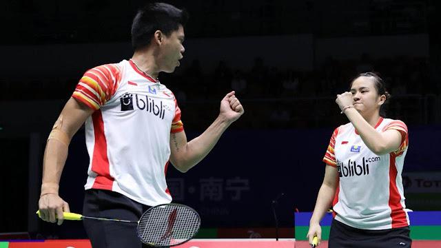 Ganda Campuran Indonesia Akhir MAsuk Ke Final Australia Open 2019