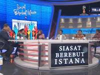 'Siasat Berebut Istana' di Mata Najwa, Cerita Rommy soal Jokowi Lompat Pagar agar Tak Bangunkan Satpam