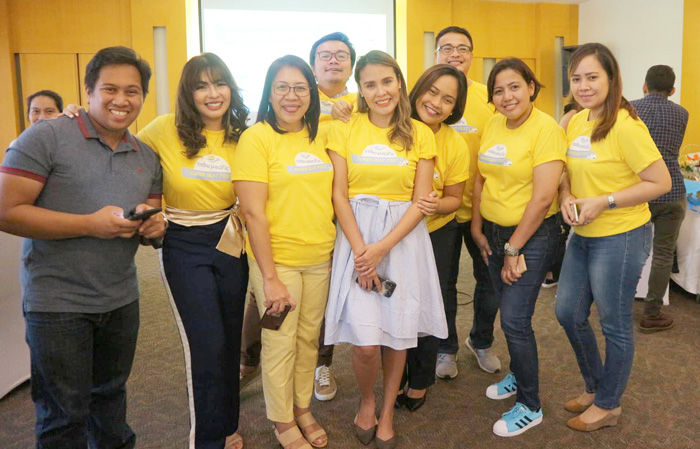 Davao Digital Influencers at Super Seat Fest launch in Marco Polo Davao