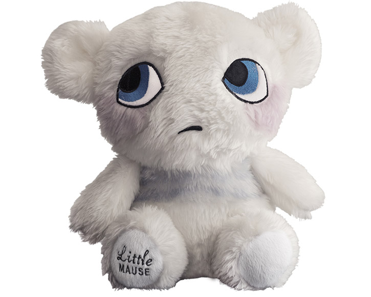 little mause plush doll