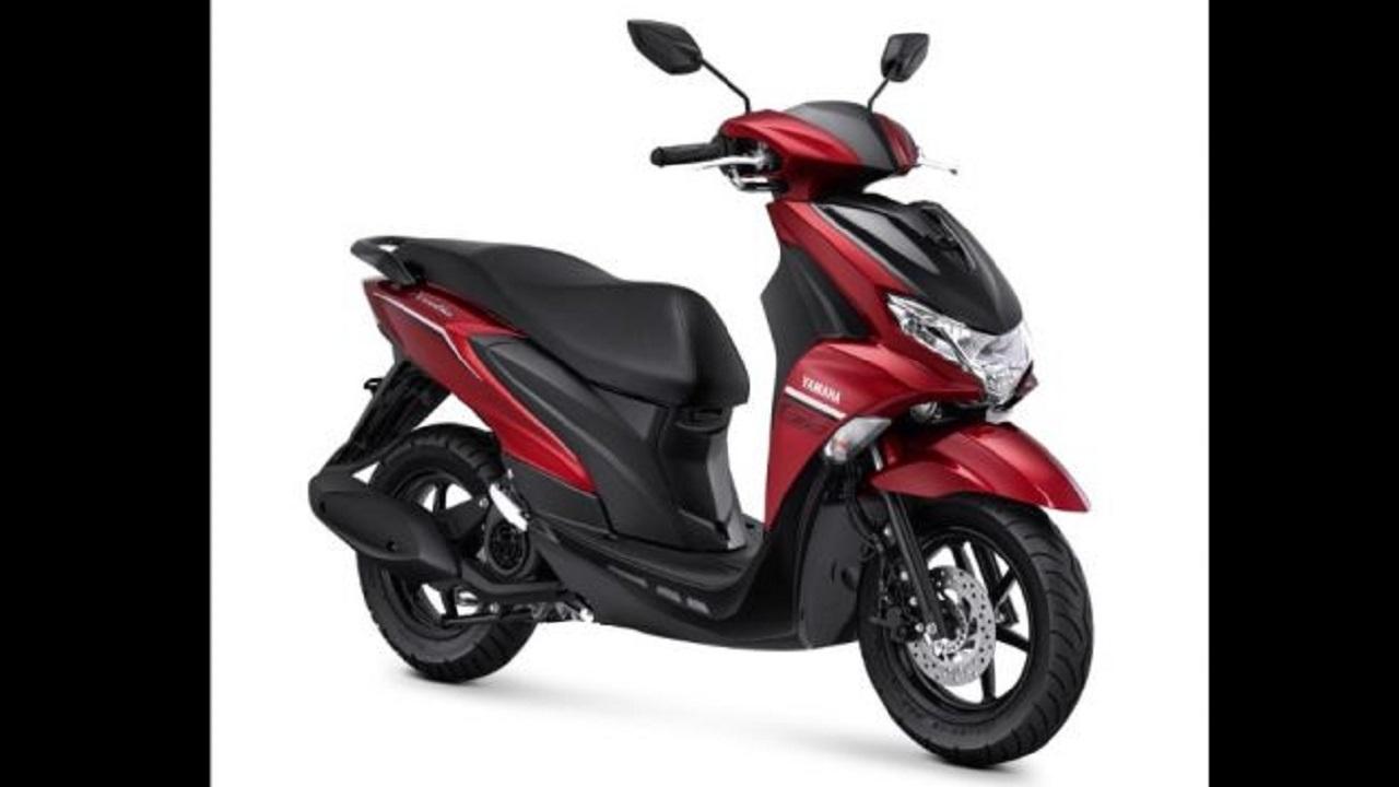 Mau Tampilan Warna atau Grafis Baru, Yamaha FreeGo Suguhkan yang Paling Seru