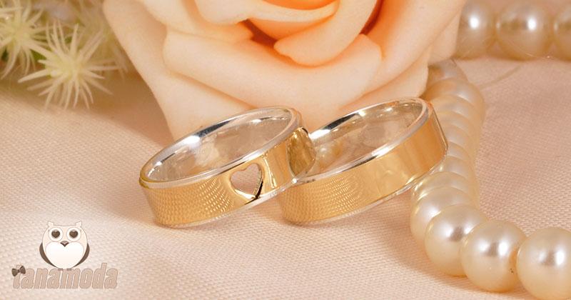 Alianças de Ouro Baratas para Casamento e Noivado