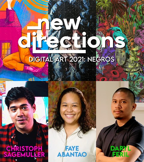 New Directions - Digital Art 2021: Negros