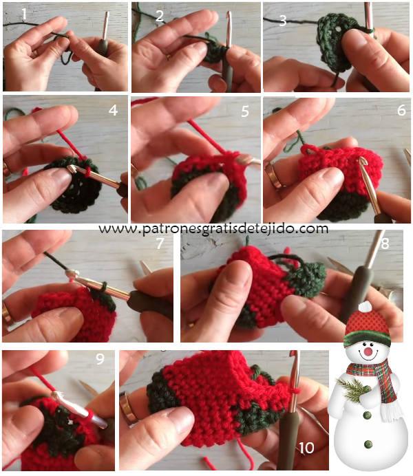 como-tejer-calcetines-crochet