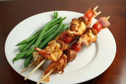 best grilled shrimp skewers