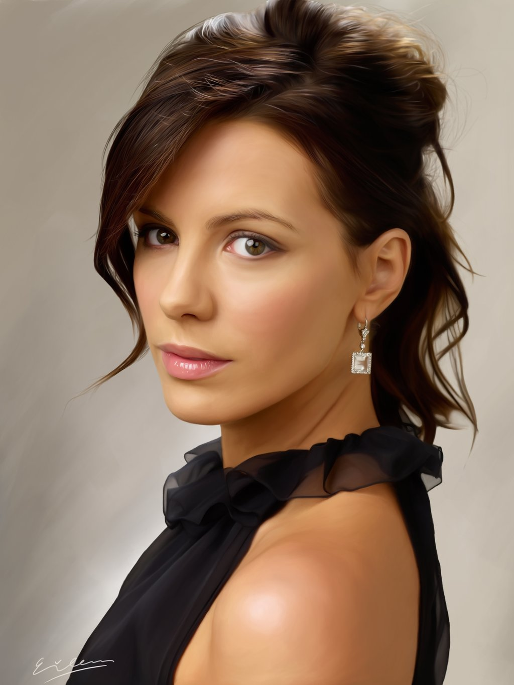 Kate Beckinsale: Its a Hard World for Women and Girls