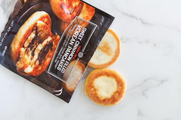 Trader Joe's Sweet Cinnamon Filled Korean Pancakes Review