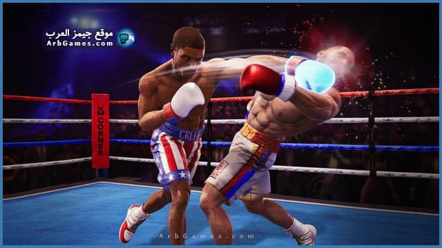 تحميل لعبة Big Rumble Boxing Creed Champions للكمبيوتر مجانا