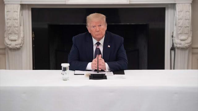 """""""Trump evoca recuerdos del dictador italiano Benito Mussolini"""""""