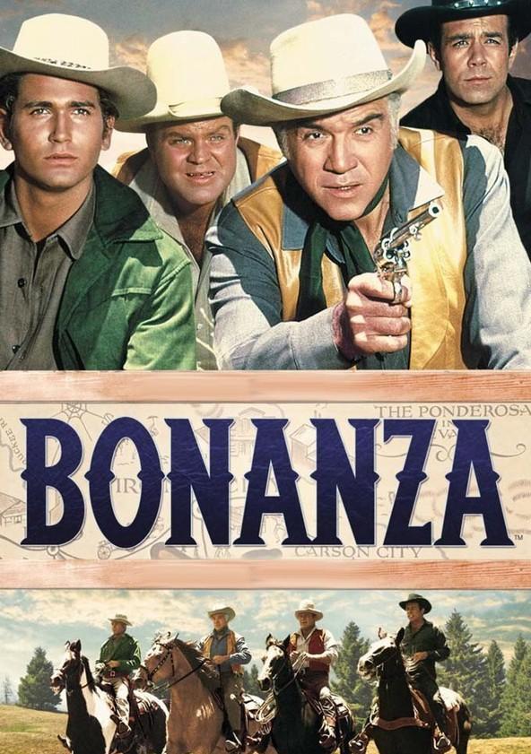 Bonanza Temporada 11 Ingles