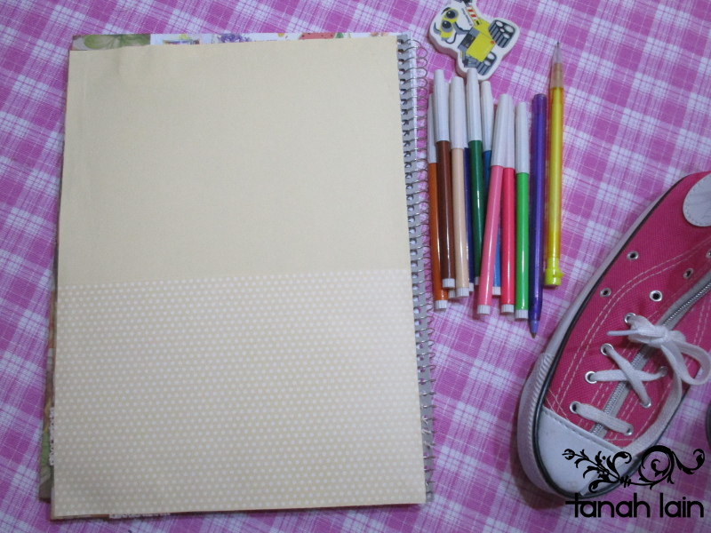 4 ideas para decorar tus cuadernos