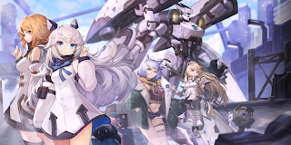 Final Gear - Mobile Mecha Waifu Game Released Today