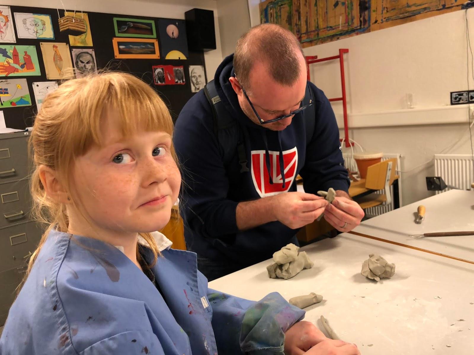 Adventures in Icelandic Schools #MakerEd #MakerMentality