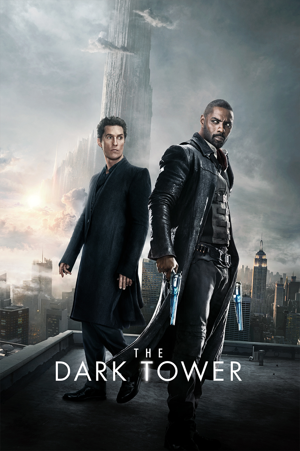 The Dark Tower (2017) Dual Audio Hindi 300MB UNCUT BluRay 480p ESubs