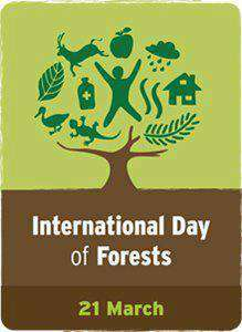 International Day of Forests Wishes Images