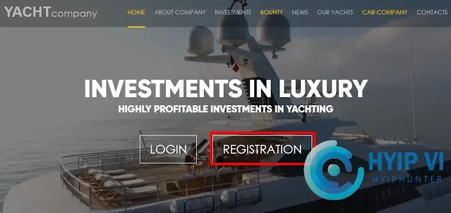 Register Yacht-company.com