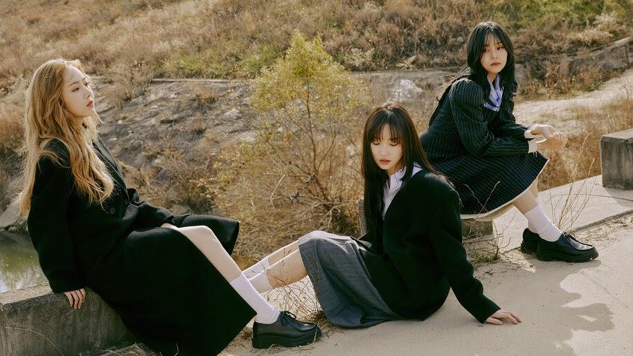 GFriend, Yuju, SinB, Umji, Labyrinth, 4K, #6.238