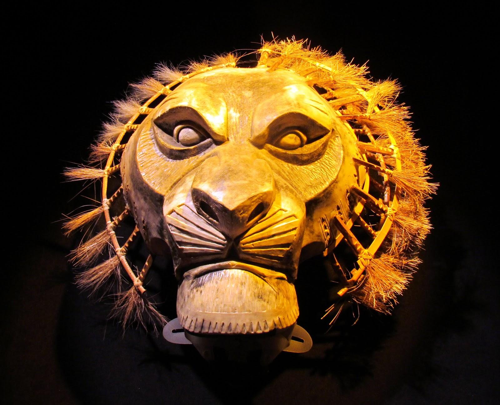 Mille Fiori Favoriti Inside The Lion King Exhibit Nyc