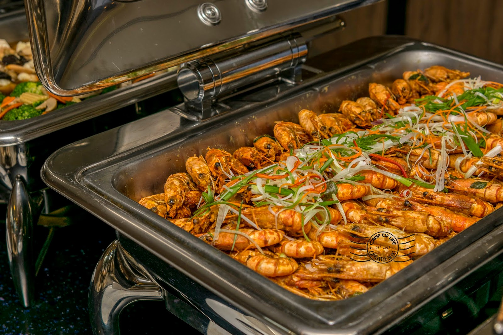 Iconic Hotel Fisherman's Hook Seafood Buffet Dinner