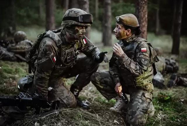 Три нові бригади і шість батальйони тероборони сформують у Польщі