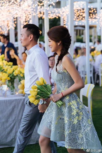 Ady An Wedding night before
