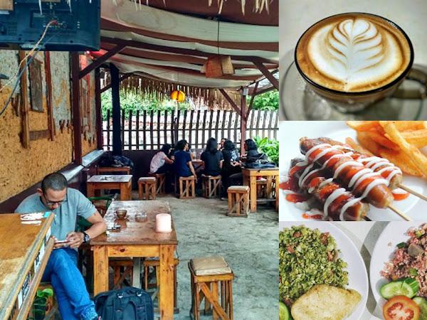 Cafe Tongkrongan Jalan Sekeloa Bandung
