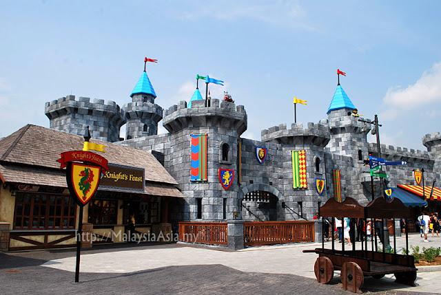Castle Legoland Malaysia