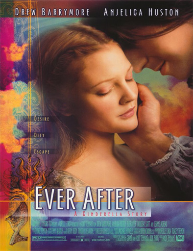 Ver Por siempre cenicienta (Ever After) (1998) Online