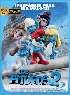 Los Pitufos 2 (2013)HD [1080p] Latino [GoogleDrive] SilvestreHD