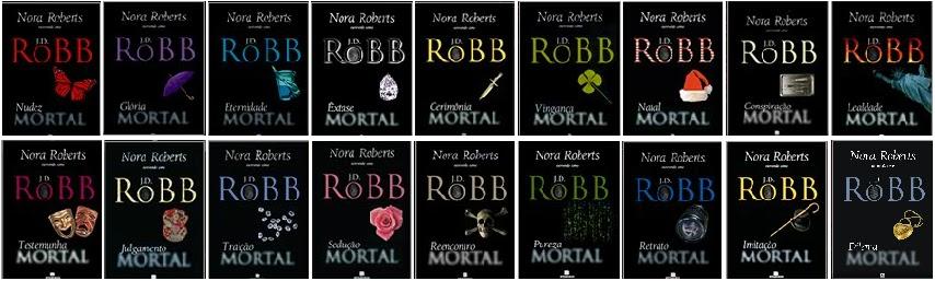 in death books