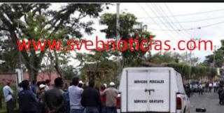 Hallan dos cuerpos ejecutados dentro de camioneta en Mahuixtlan Veracruz
