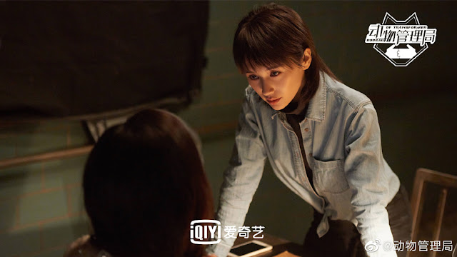 Bureau of Transformer science fiction drama Olivia Wan Ziwen