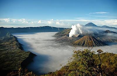 Gambar Gunung Bromo yang Menakjubkan