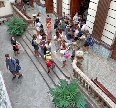 Visita Instituto Bañaderos