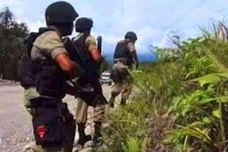 3 Anggota Brimob Korban Kontak Senjata dengan Lekagak Telenggen Telah Dievakuasi