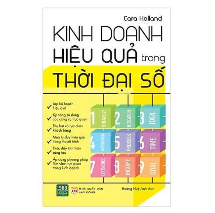 Cuốn Sách Kỹ Năng Làm Việc Để Thành Công: Kinh Doanh Hiệu Quả Trong Thời Đại Số ebook PDF EPUB AWZ3 PRC MOBI