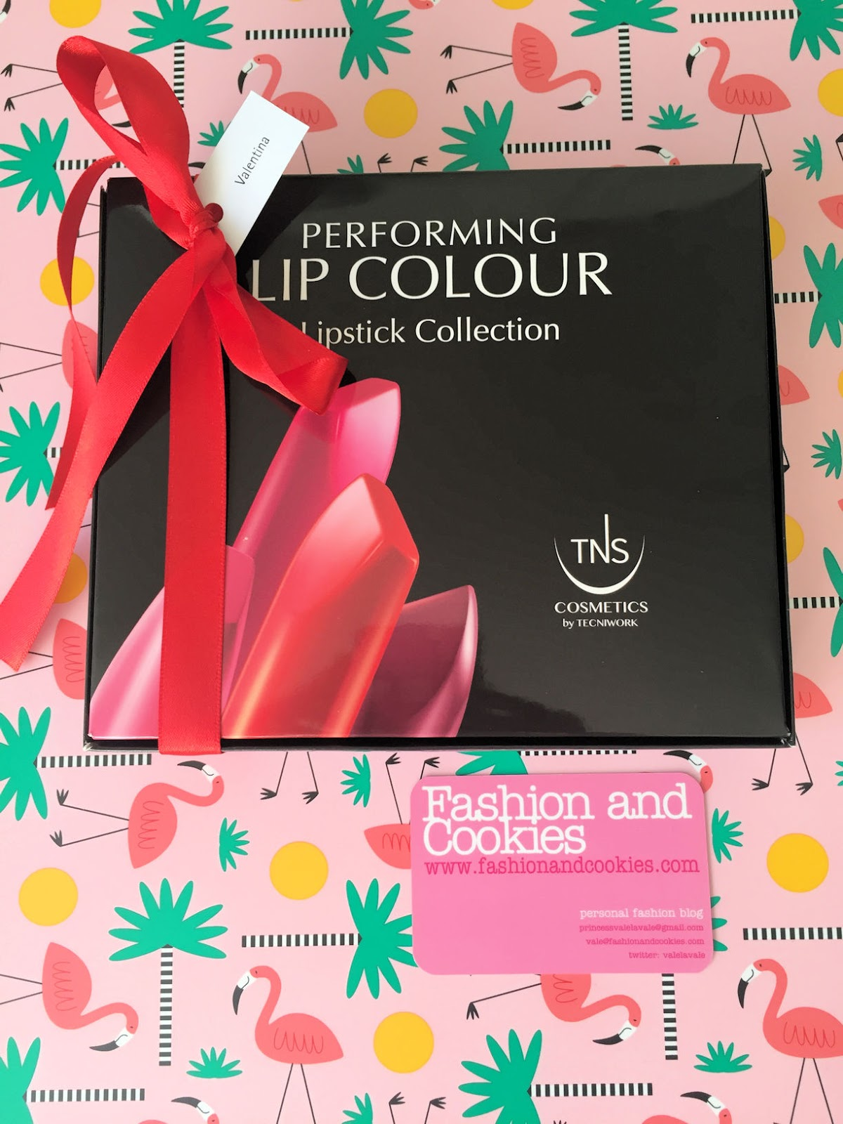 TNS Cosmetics Lipstick Collection review, never without lipstick on Fashion and Cookies beauty blog, beauty blogger