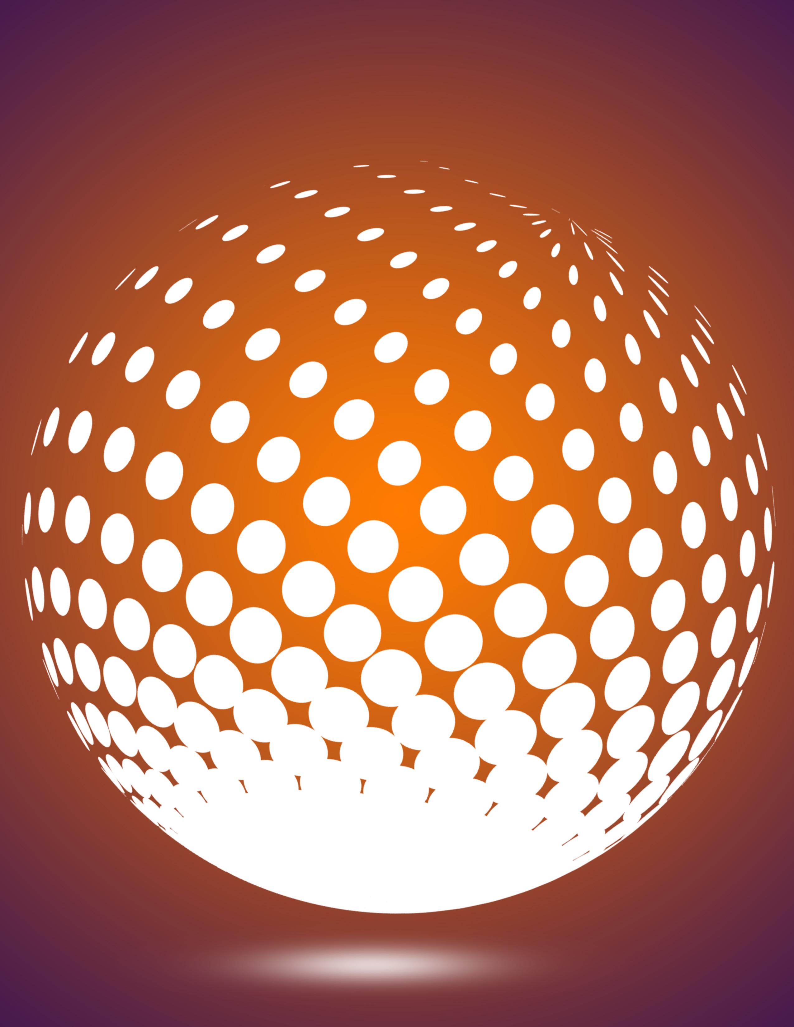 Dot Circle ball