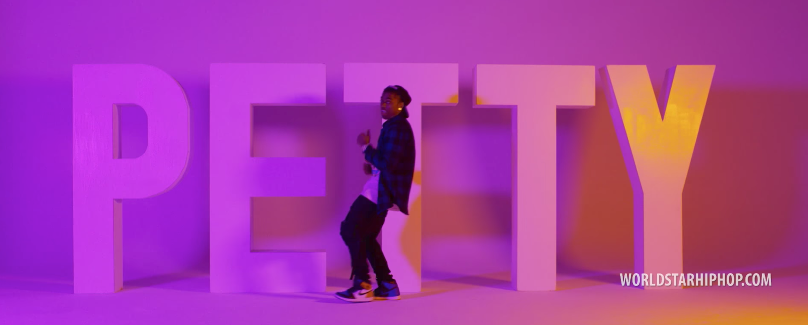 FRESH X 50 CENT 2 CHAINZ - PETTY (VIDEO)
