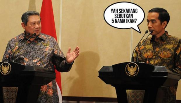 Kocak! Ikuti Cuitan SBY, Begini Tingkah Netizen Pakai #SayaBertanya