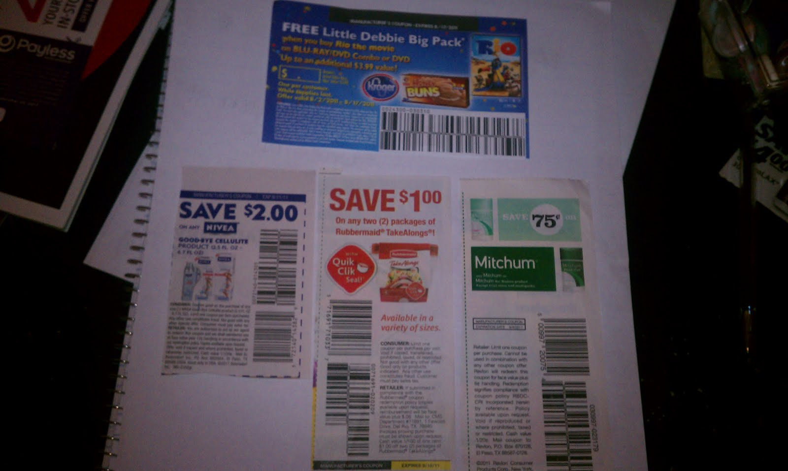 Manufacturer Coupons Mail >> Couponing 101