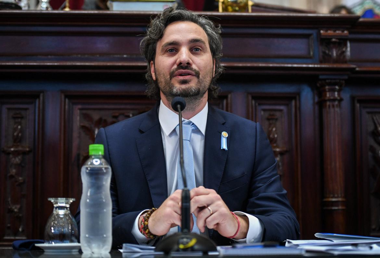 """Santiago Cafiero: """"Tenemos una lista de temas más prioritarios que discutir cargos como hace la oposición"""""""
