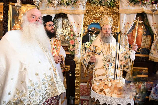 Η Μεγαλόχαρη σύναξε τα παιδιά Της στο Προσκύνημα της Μ. Παναγίας Χαλκιδικής (ΦΩΤΟ)