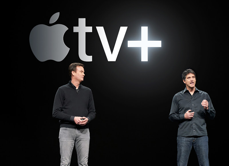 Apple Challenges Netflix & Amazon With New TV+ Streaming Service - More Details On Updated Apple TV Inside