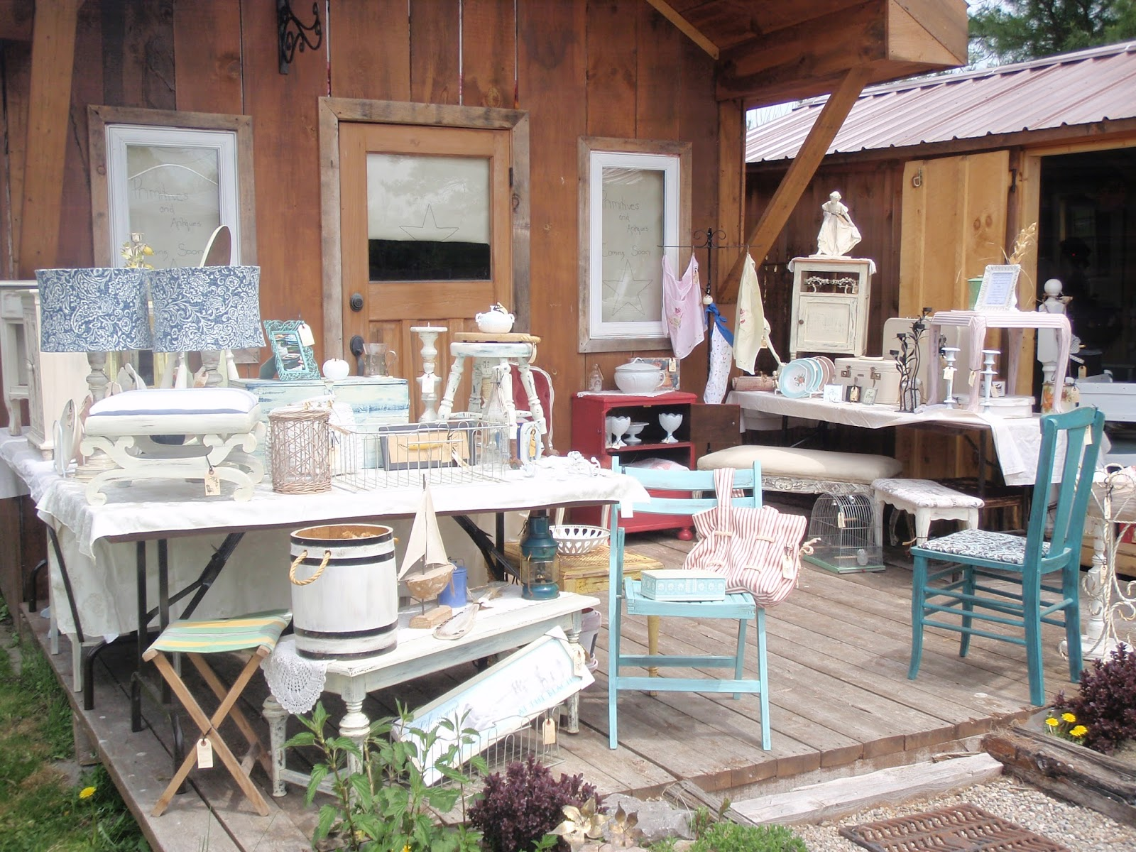Shabby Chic's and Antiques