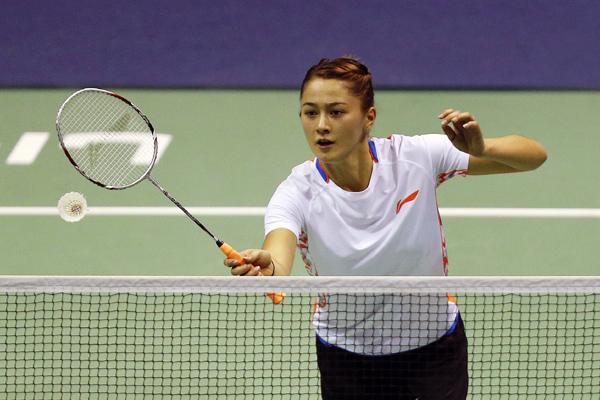 Sport Badminton Girl