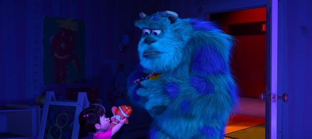 """""""Μπαμπούλας Α.Ε."""" το 2001 10 Πράγματα που Δεν Ξέρατε για την Ταινία Finding Nemo (2003) της Pixar"""