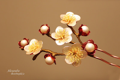 Handmade Kanzashi