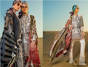 Sana Safinaz New Launched Winter Shawl Collection 2019