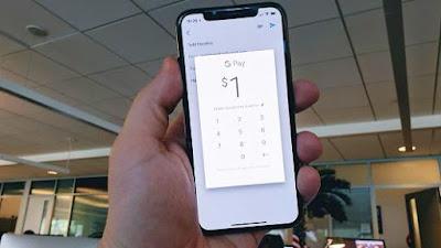 Come inviare denaro con Gmail da iPhone
